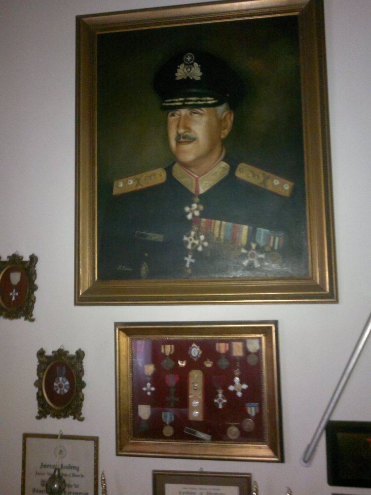 dad 2012 painting