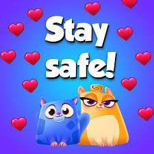 Please, stay safe in the hurricane. ❤️ - Cookie Cats Blast ...